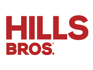 Hills Bros Coffee Logo - Compostable Pods