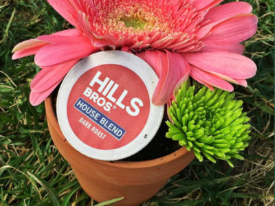 Hills Bros. Coffee Launches as First Brand Using BPI Certified 100 Percent Compostable Coffee Pods