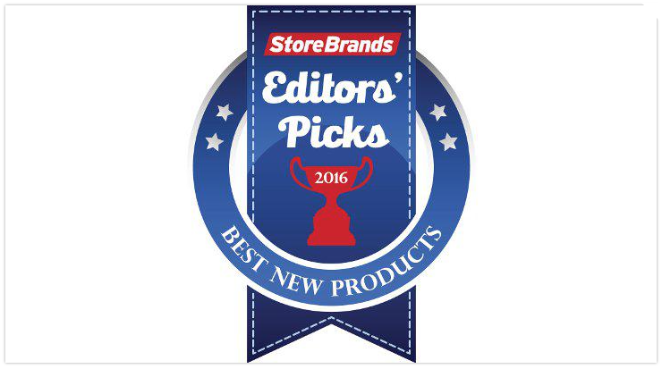 Store Brands Editor's Choice Award