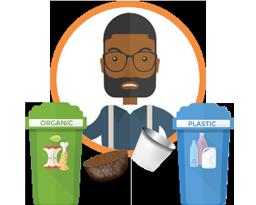Organic VS Plastic
