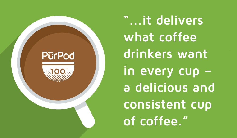 Compostable Coffee Pods Make The Perfect Coffee