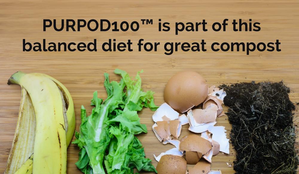 PURPOD100 Needs Nitrogen